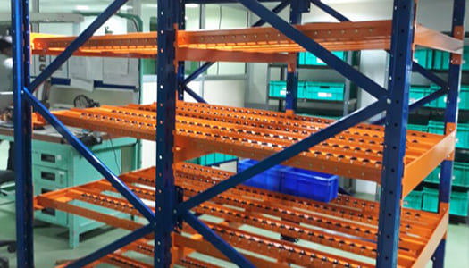 Selective Pallet Racking System Manufacturers